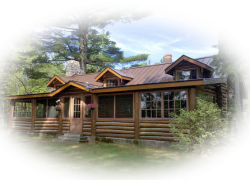 Lodge at Juncob Lake