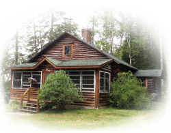 River Cabin on Michigamme