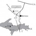 CedarHurst map