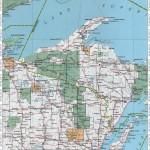 CedarHurst UP Map